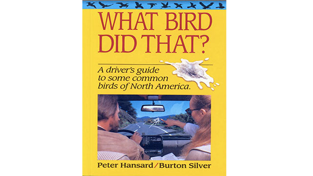 What Bird Did That?