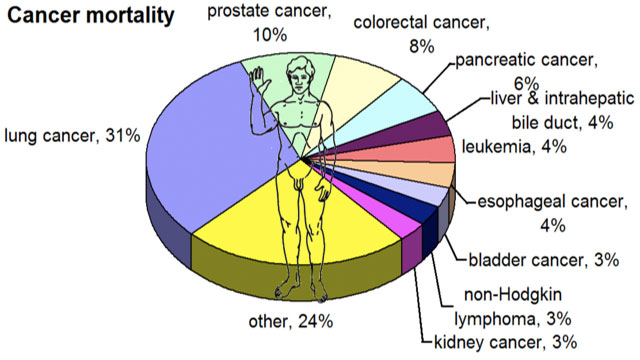 types of cancer