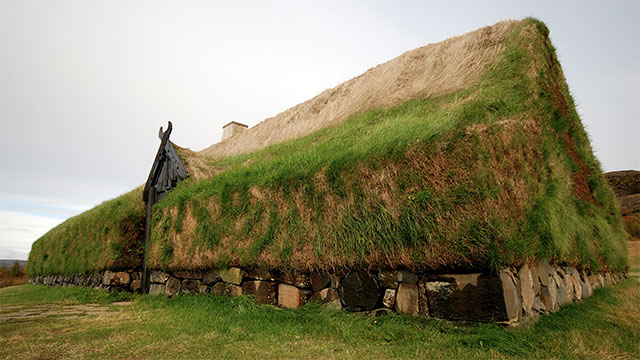 In spite of their raiding reputation, most Viking men were farmers and not warriors