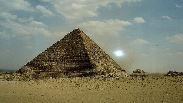 The Ancient Egyptians began to use copper razors and pumice stones because they believed that body hair was unclean.