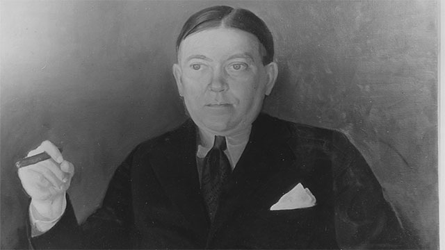 """All men are frauds. The only difference between them is that some admit it."" - H. L. Mencken"