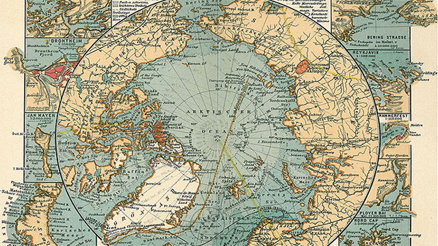 It was the Soviets, however, who had the best cartographers. Their maps of the Arctic were so detailed that they are still in use today