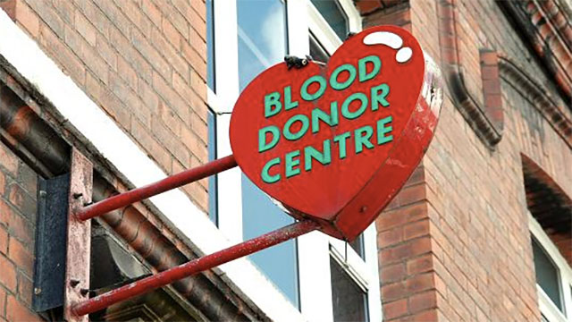 The demand for blood transfusions is growing faster than the number of donations