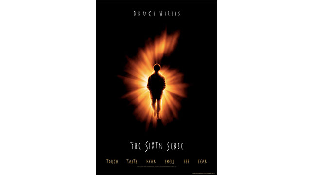 He's A Ghost! (The Sixth Sense)