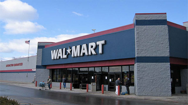 In 2011, after a woman was stabbed to death in a South Carolina Walmart, the store remained open and only roped off the area of the murder. Customers reported being horrified as a result of the grisly scene.