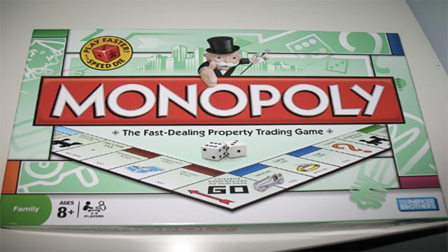 Every year, more monopoly money is printed than real money