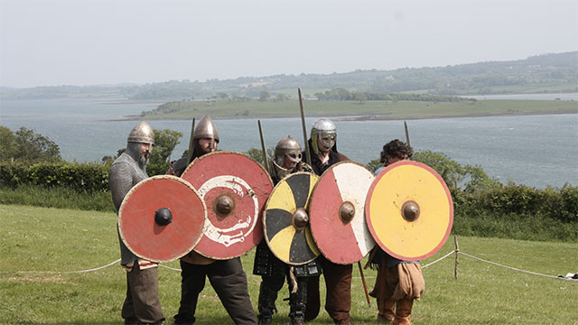 The average Viking lived to be around 40 years old