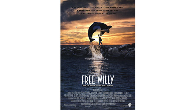 A Very Powerful Whale Runs To Heaven (Free Willy)