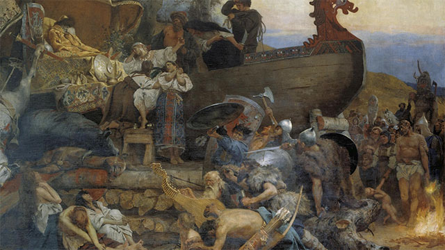 The term Viking only refers to Scandinavians who took part in overseas expeditions