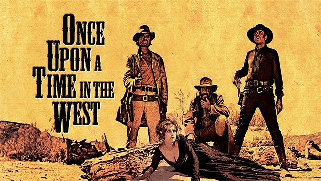 Western Department of Memories (Once Upon a Time in the West)