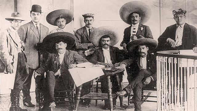 """It's better to die on your feet than live on your knees"" - Emiliano Zapata"