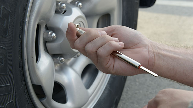 Many gas stations offer free air for your tires. This is always a good thing to do because having inflated tires increases gas mileage.