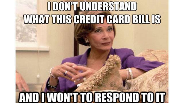 The minimum payments on credit cards are so low because they are specifically designed to get people into debt