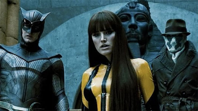 None of you understand. I'm not locked up in here with you. You're locked up in here with me. - Watchmen