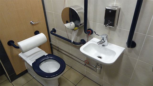 How dangerous are collapsing toilets?