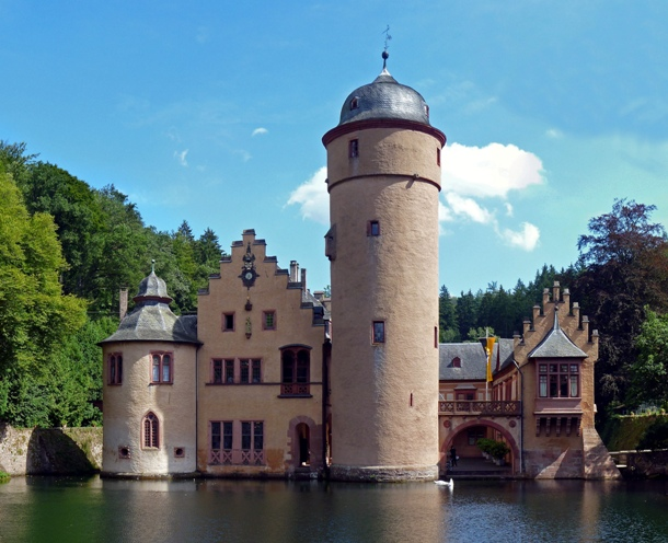 Wolfsegg Castle, Germany