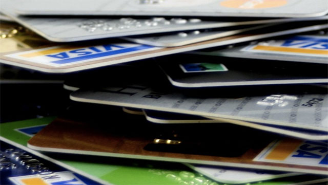 All credit cards are the same size (85.60 mm x 53.98 mm)