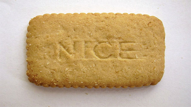 What is the optimal way to dunk a biscuit?