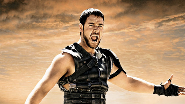My name is Maximus Decimus Meridius, commander of the Armies of the North, General of the Felix Legions and loyal servant to the true emperor, Marcus Aurelius, father to a murdered son, husband to a murdered wife. And I will have my vengeance, in this life or the next. - Gladiator
