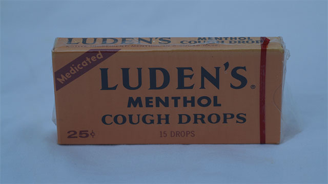 If you cough it means you are probably terminally ill. Usually cancer.