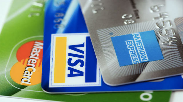 The average American household receives 6 credit card offers every month