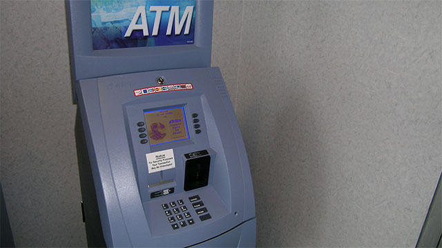 In Dubai, there are ATMs that dispense gold bars