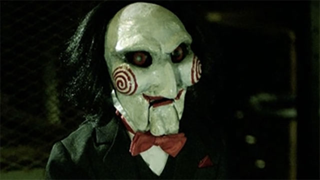 I want to play a game... - Saw