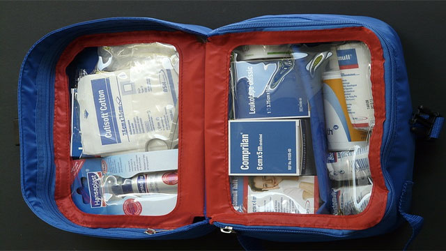Have an emergency kit in your trunk filled with toilet paper, snacks, water, and a backup phone