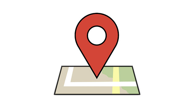 If you're parking somewhere unfamiliar, drop a pin on your GPS map so that you can find your way back