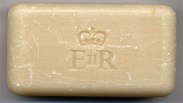 During the Middle Ages, soap was often taxed in Europe. England didn't repeal the soap tax until 1835.