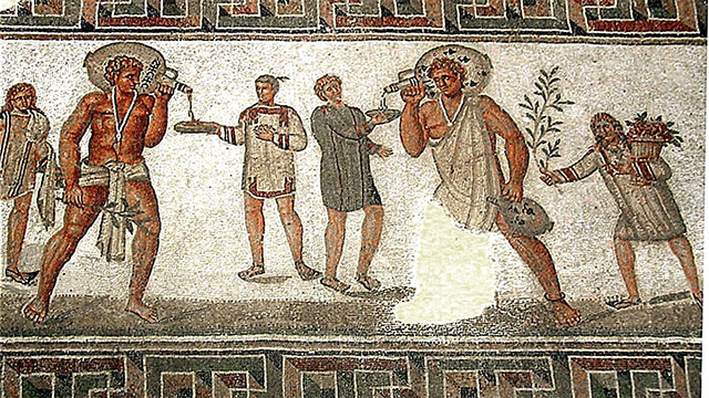 In Ancient Rome, slaves would have to pay a tax when they wanted to buy their freedom