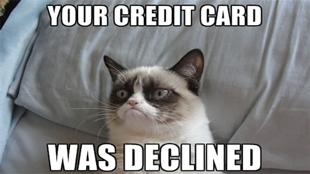 Credit card companies only have to give you 15 days notice before changing the terms of your contract