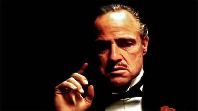 I'll make him an offer he can't refuse. - The Godfather