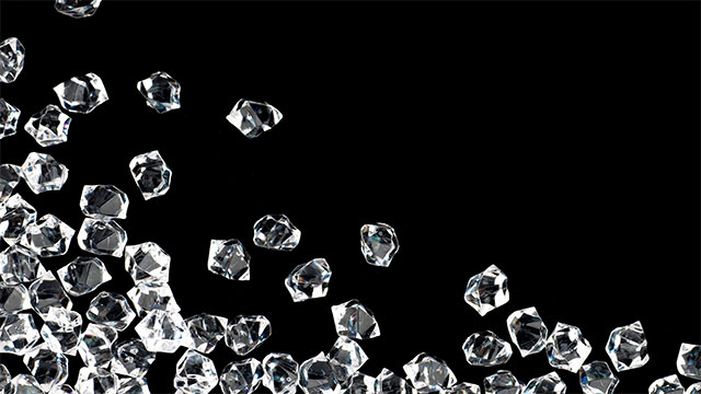 You can make diamonds out of tequila