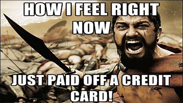 """Because they don't make any money off of them, credit card companies have a name for someone who pays off their debt every month: """"deadbeat"""""""