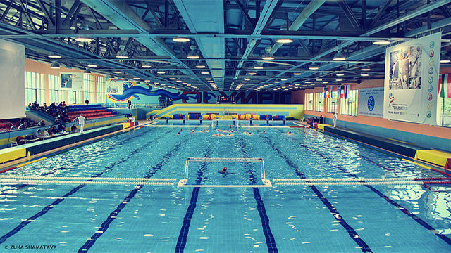 3 olympic sized swimming pools are capable of holding all the gold ever mined in human history