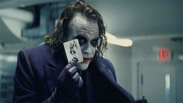 Why so serious? - The Dark Knight