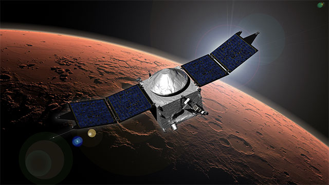 Out of more than 40 attempted missions to Mars, only 18 have been successful