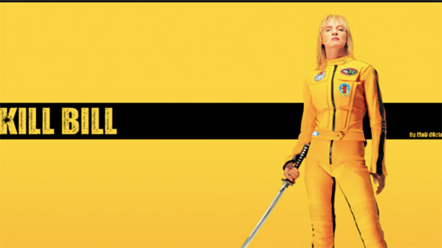 Those of you lucky enough to have your lives, take them with you. However, leave the limbs you've lost. They belong to me now. - Kill Bill