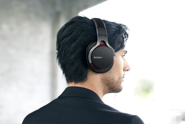 Sony MDR1RBT Premium Bluetooth Over-the-Head Style Headphones