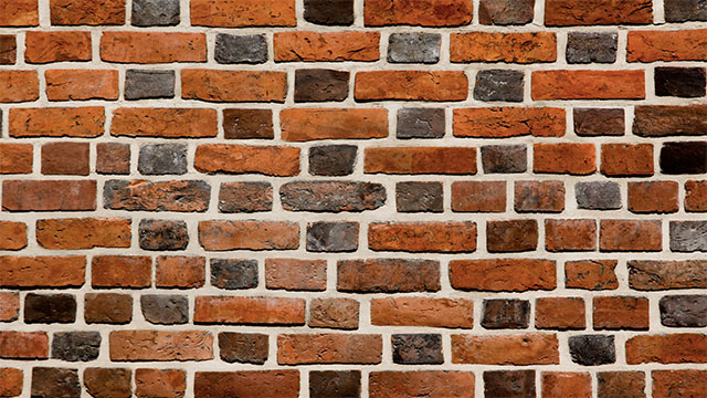One of his favorite pastimes was bricklaying...just bricklaying