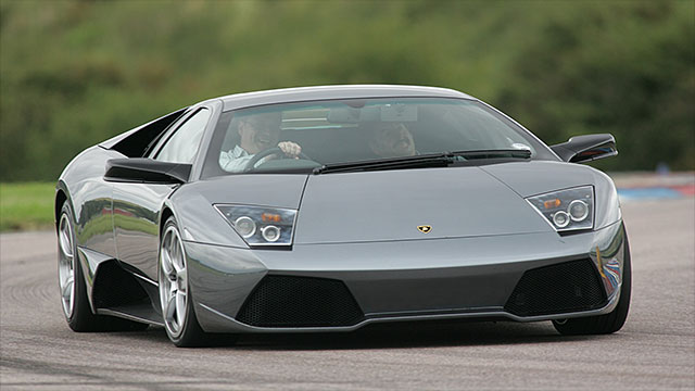 """The Lamborghini driven by Batman in the Christopher Nolan trilogy is actually a Murcielago. That means """"bat"""" in Spanish."""