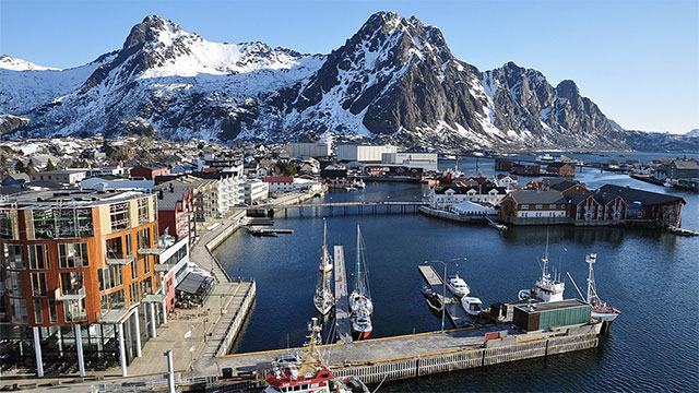 Norway has some of the world's highest has prices. This is because they don't subsidize them but rather use the funds to provide free education and improve infrastructure