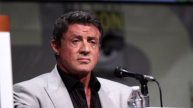 Sylvester Stallone was once so poor that he sold his dog for $50. One week later he sold the script for Rocky and bought his dog back for $3,000