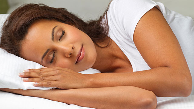 The average French person sleeps nearly 9 hours per day (8.83). That is the most in the developed world
