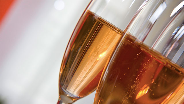 All Champagne is produced in the Champagne region of France. If it is produced elsewhere, then it is a local variant of sparkling wine