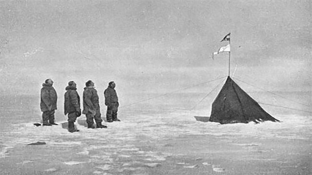During an Arctic expedition in the 50s, Peter Freuchen fashioned a chisel out of his feces in order to free himself after an avalanche. He also amputated his own frozen toes.