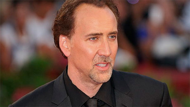 Nicholas Cage gave his son the name Kal-el (this was Superman's birth name)