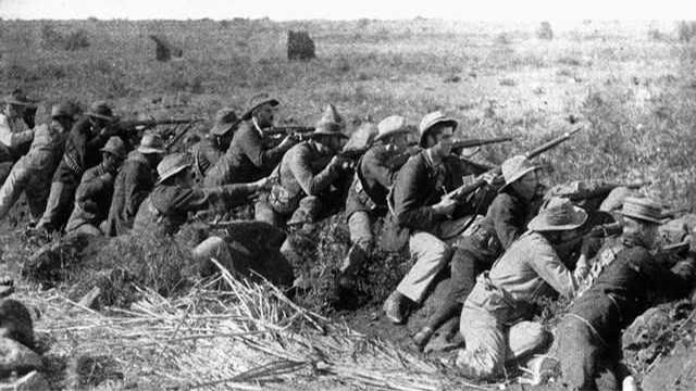 Before setting out for the Boer War, Churchill allegedly took nearly 60 bottles of alcohol with him