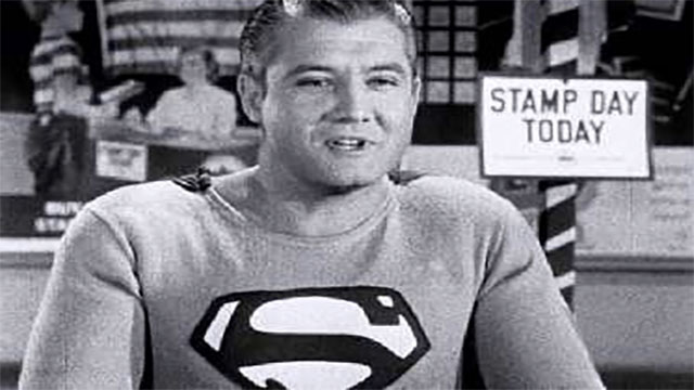 """George Reeves, who played Superman in the 50s, once had a young boy pull a gun on him to """"test his invulnerability"""". He convinced the boy to hand over the pistol because the bullet might hurt other people after it bounced off his chest"""